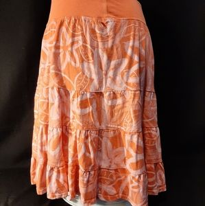 Fresh Produce ruffled skirt